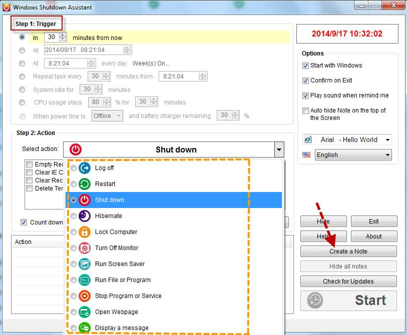 how to run windows task scheduler