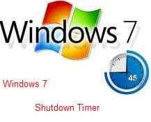 Windows Shutdown Timer
