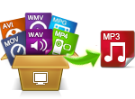 convert video files to MP3