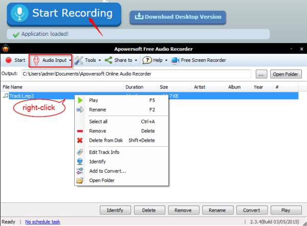 download mp3 from website firefox