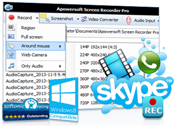 Desktop Screen Recorder Pro
