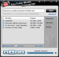 batch download youtube songs