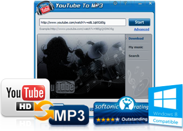 Apowersoft Convertisseur YouTube vers mp3