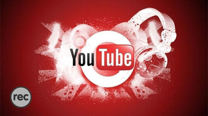 YouTube Audio Recorder – Record audio from YouTube