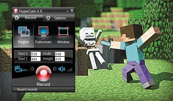 best recording software for minecraft mac free