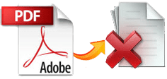 delete page from PDF