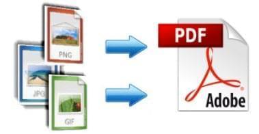 make PDF from image