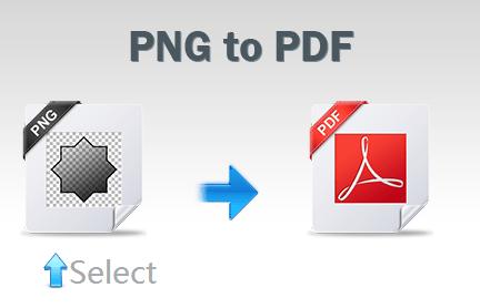 PNG to PDF