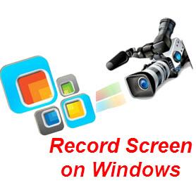 record screen on windows