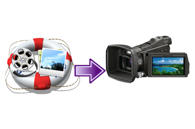 sony handycam file recovery recover deleted files from sony handycam
