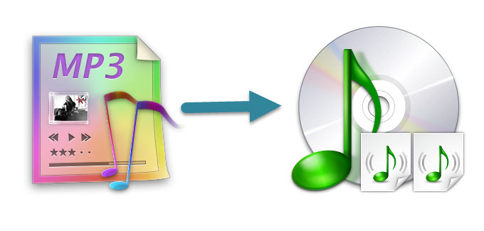free software convert mp3 to audio cd
