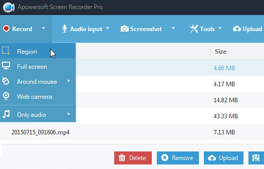 how to record computer screen windows 8