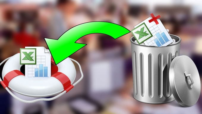 Excel File Recovery Software – Get Your Deleted Excel File Back