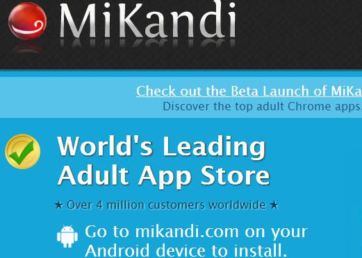 Android用の大人専用アプリストア
