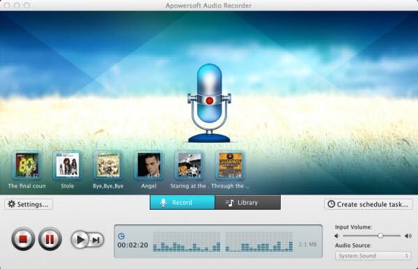 record youtube mac