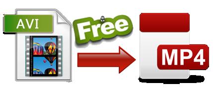 free convert AVI to MP4