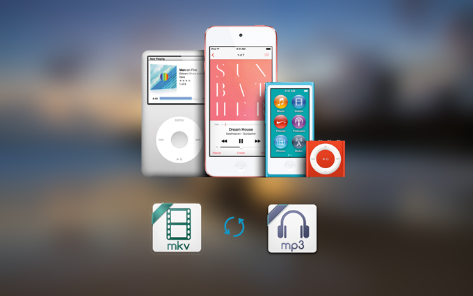 Best solutions to convert MKV file to MP3
