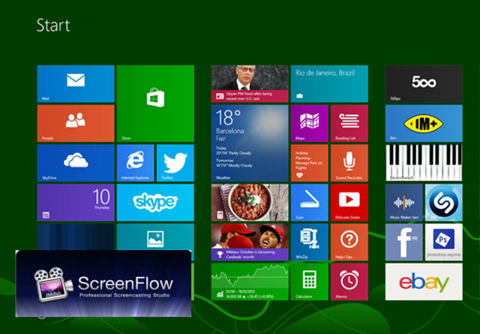 screenflow for windows pc