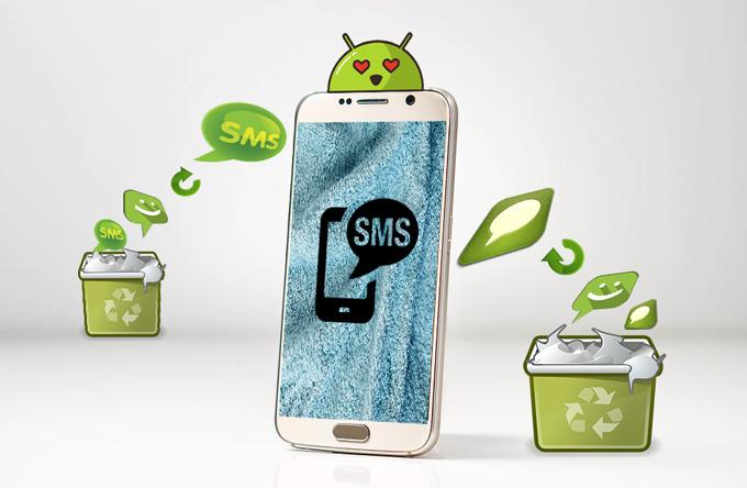 Android Textnachrichten wiederherstellen