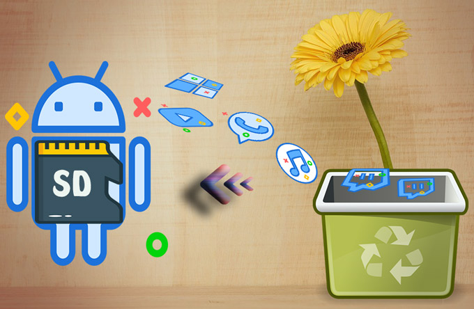 Android SD Card Recovery - Get Back Deleted Files from
