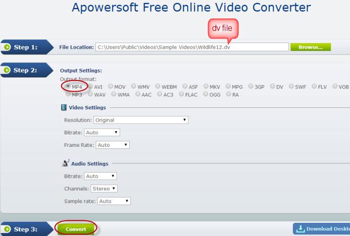 webm to mp4 converter online