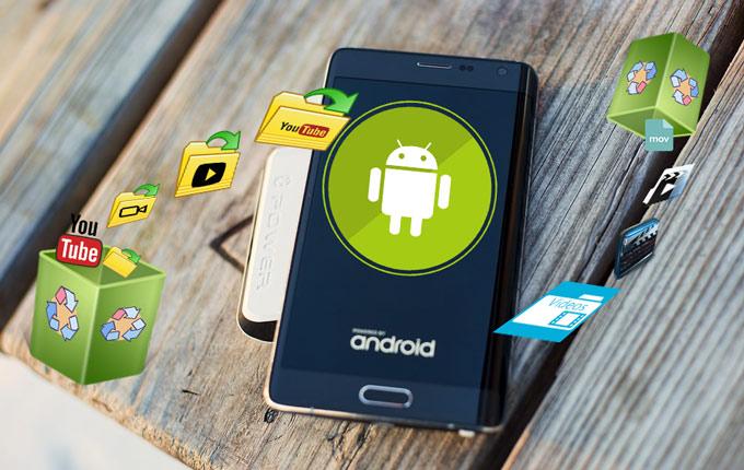 Android Videos wiederherstellen