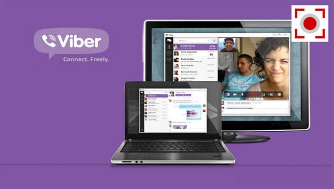 Top screen recorders to record Viber calls