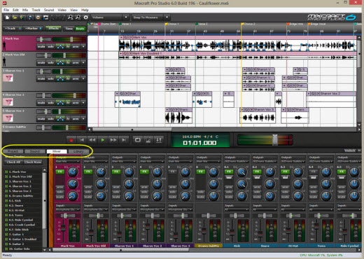 mixcraft full free download