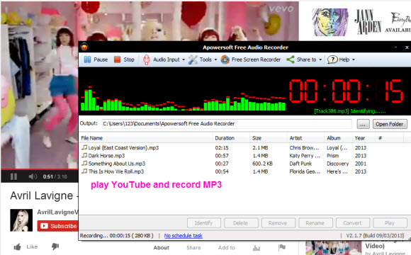 Simple Ways to Record YouTube to MP3