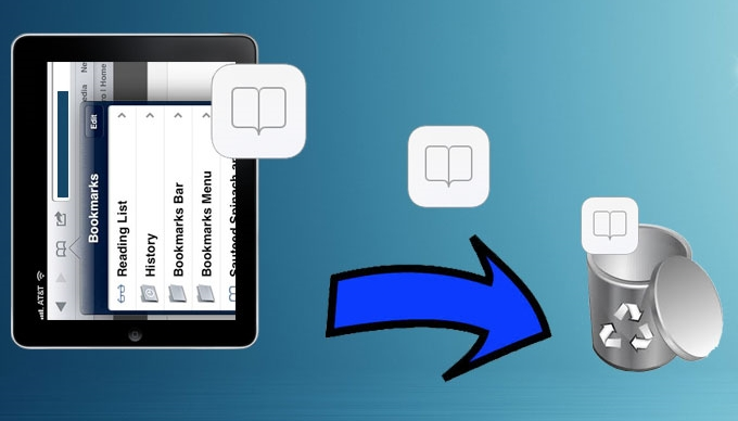 Delete bookmarks in Safari on iPad Easily and Effectively