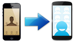 How to Transfer Contacts from Phone to Phone