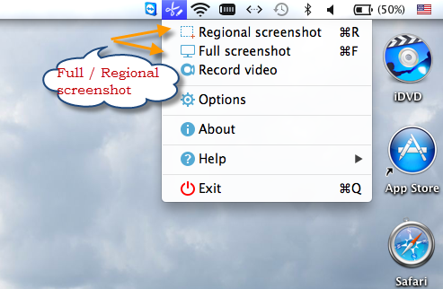 The equivalent of snipping tool for mac screenshot modes ccuart Gallery