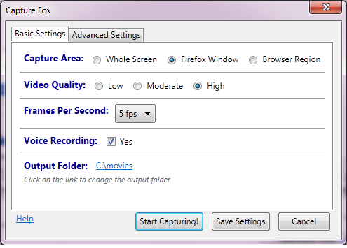 download streaming video firefox