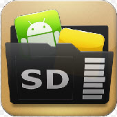 Top 5 SD Card Manger for Android