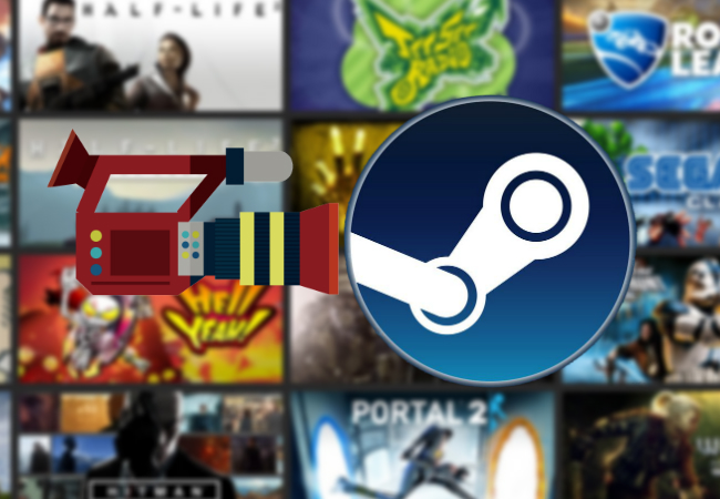 How to Record Steam Games without Any Hassle