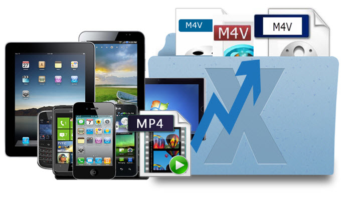 How to Convert MP4 to M4V on Windows/Mac