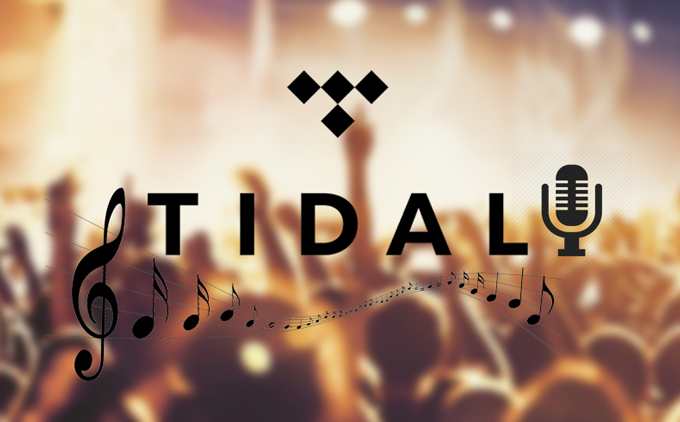 Simple Ways to Record Tidal Music