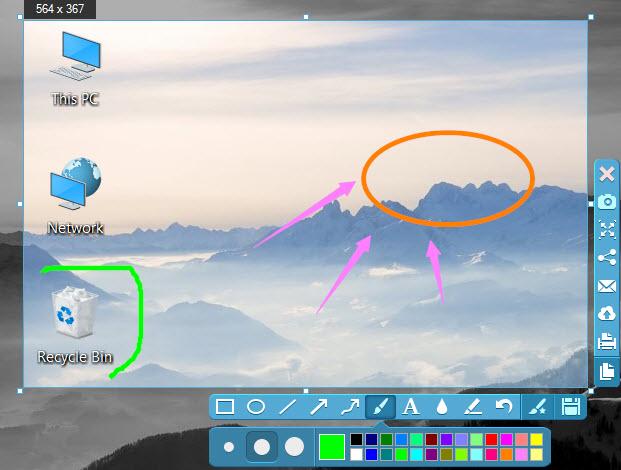 print screen  softonic software