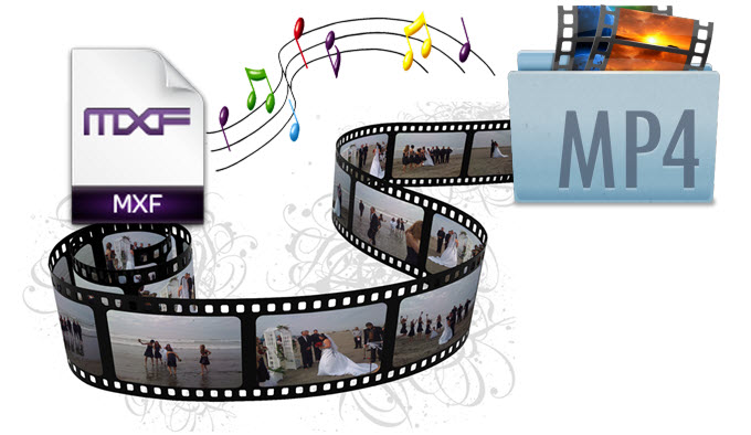 How to convert MXF to MP4