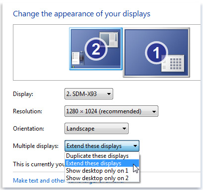 How to Record Multiple Monitors with Apowersof Screen Recorder