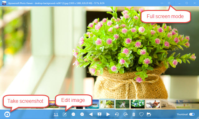 Apowersoft Photo Viewer 1.1.4 (Build 11/14/2016) FREE 2018,2017 best-photo-viewer.jp