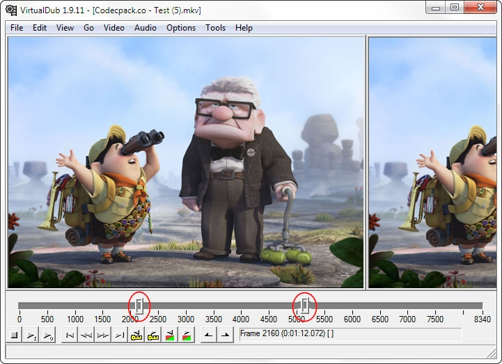 How to cut mp4 without re encoding virtualdub ccuart Choice Image
