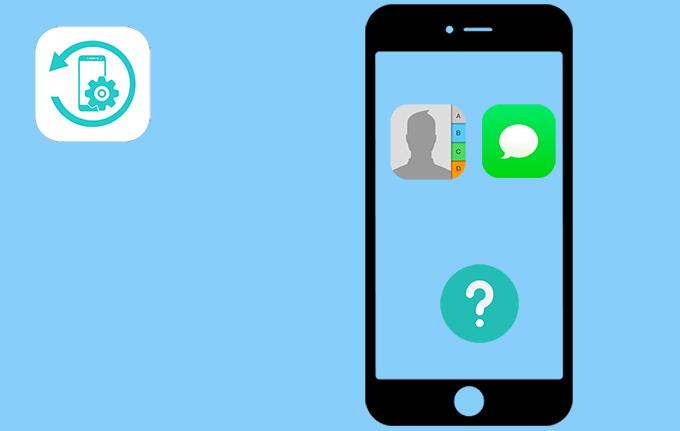 iOS-Kontakte Nachrichten