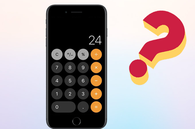 Calculator Error