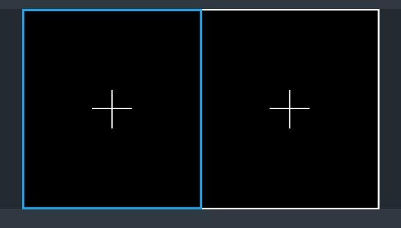 tilføj split screen filer