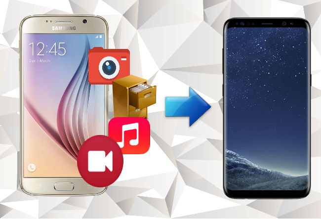 Top 3 Ways to Transfer Data from Old Phone to New Phone
