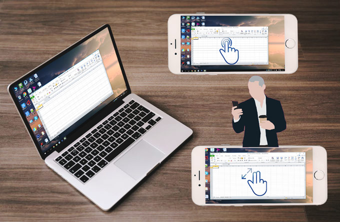 PC Remote Control App