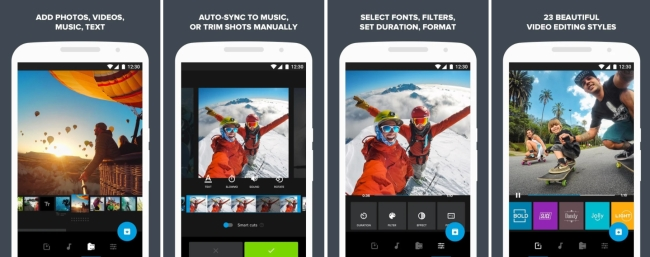 Feasible ways to edit videos on snapchat snapchat video editor ccuart Image collections