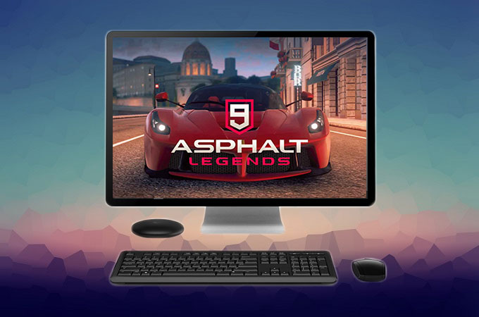 How to Play Asphalt 9: Legends on PC