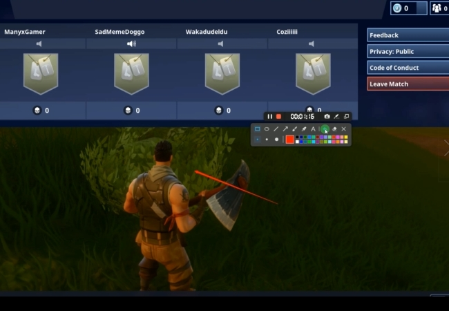 How To Record Fortnite Battle Royale On Pc And Mobile Devices